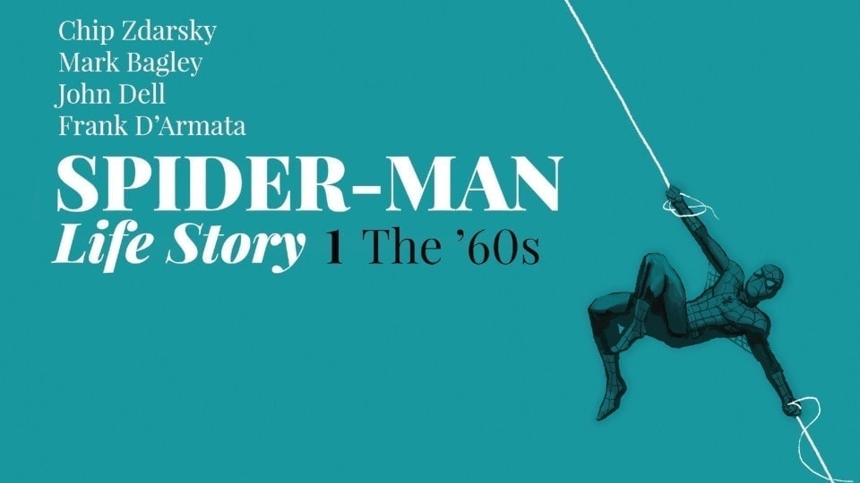 Spider-Man: Life Story #01