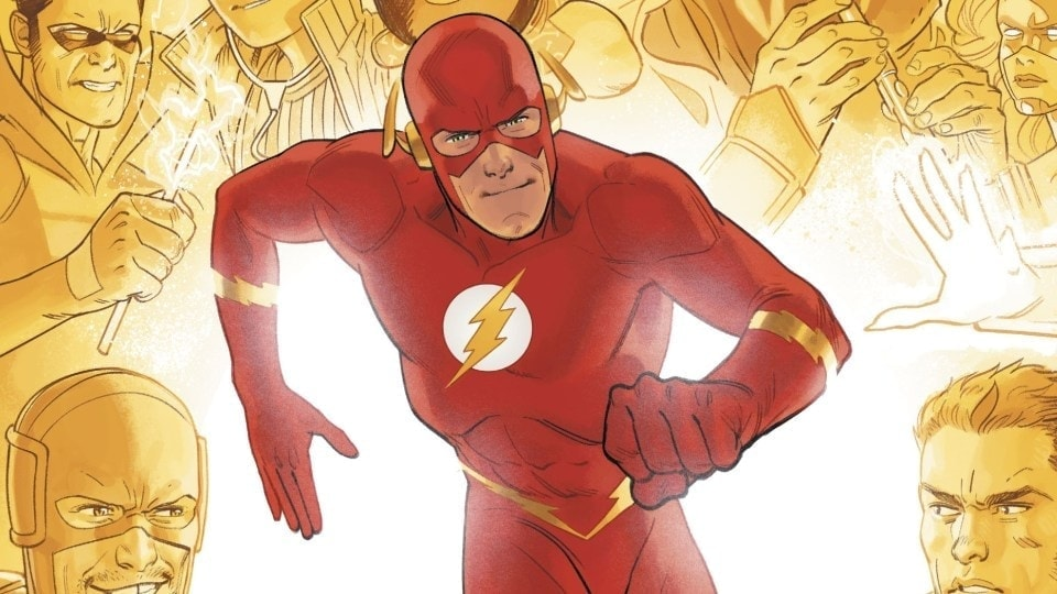 Flash #750 - 80° aniversario