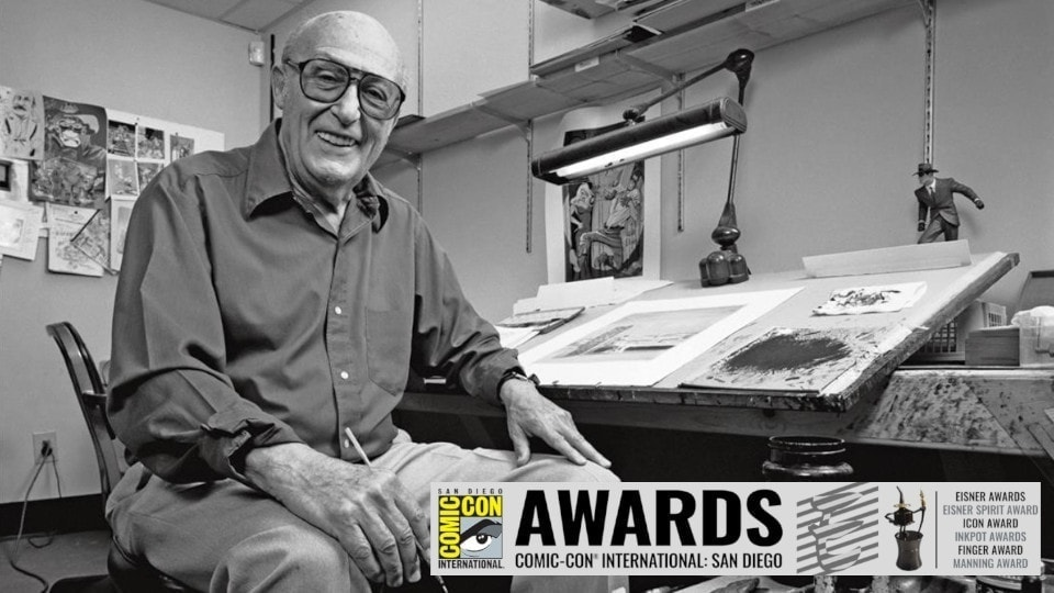 Anunciados los nominados a los Will Eisner Comic Industry Awards 2019