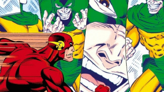 Flash Vol. 2 #105 (1995)