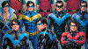 Nightwing: Top Five